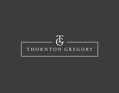 Logo Design Thornton Gregory
