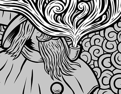 Illustration for Metsatöll (folk metal band)