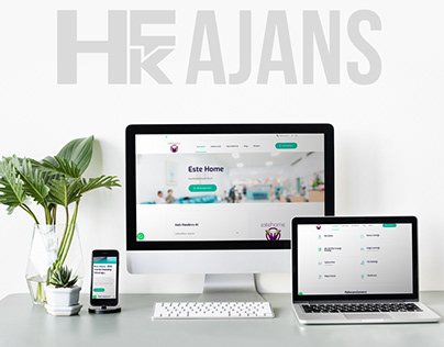 Este Home - Web Tasarım