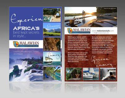 Leaflet Design: Hotels, Spas, Restaurants & Cafes