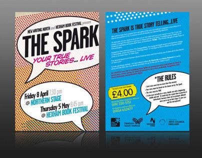 Leaflet design: Music, The Arts & Events