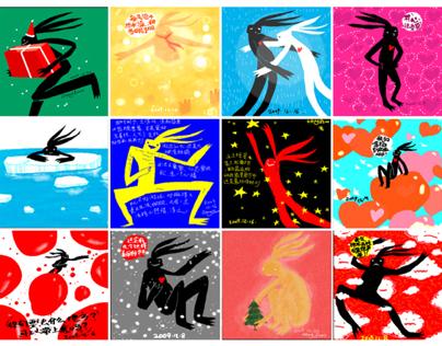 Online graffiti-涂鸦板Oekaki