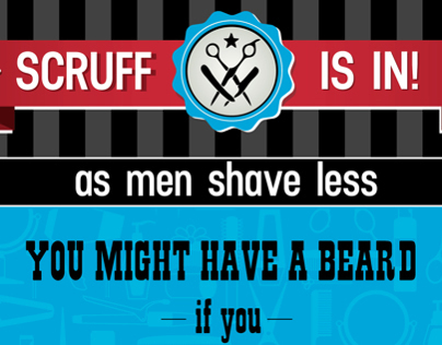 Infographic - Scruff is In!