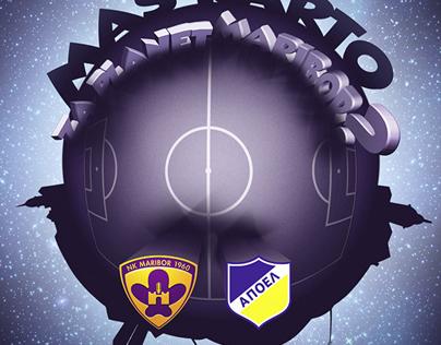 NK Maribor v Apoel FC