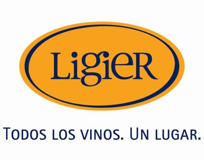 Ligier WIneries - Playboy Magazine Campaign