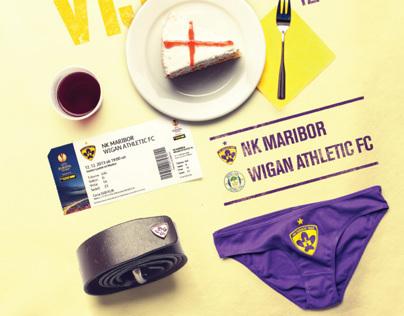 NK Maribor v Wigan Athletic FC