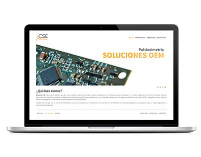 Medical CSE Responsive Webpage 2013