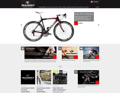 Basso Bikes - new website