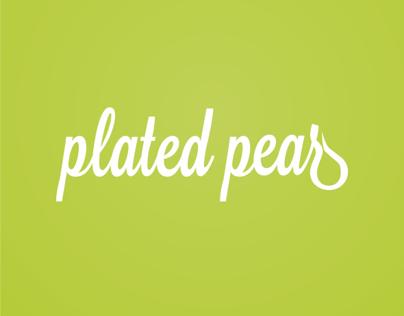 Plated Pear App: In Progress