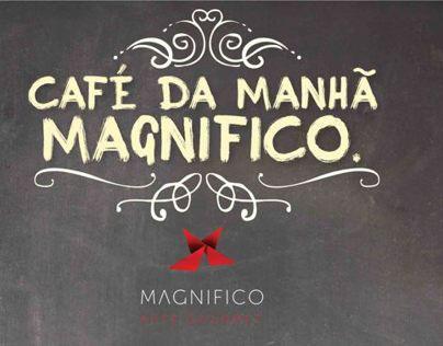 Cavalete de Restaurante - Café da Manhã