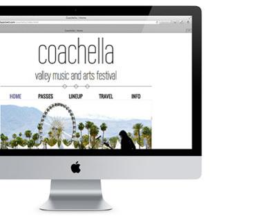 Website / Coachella