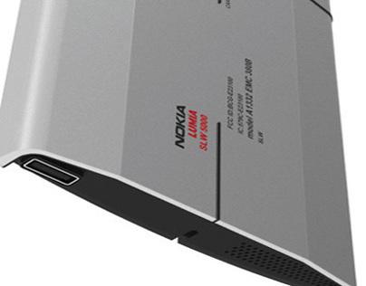 Nokia Lumia SLW - 5000