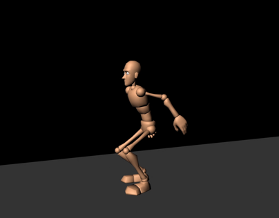 3D Character Action
