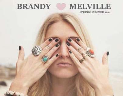 Brandy Melville Lookbook