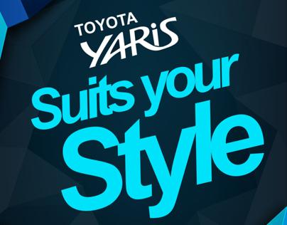 Toyota Yaris Launch (Project Proposal)