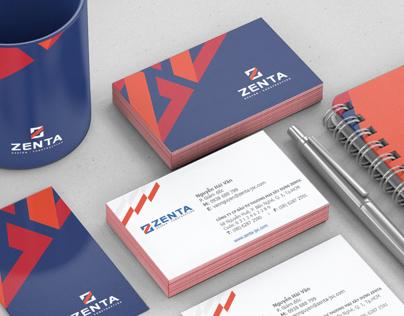 zenta branding
