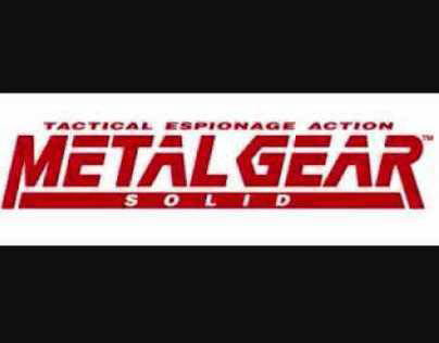Metal Gear Solid (Title Sequence)