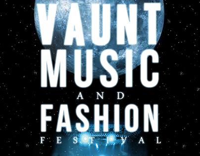 VAUNT - Event Poster