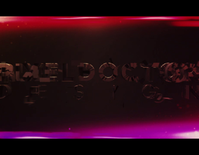 Project 5-A-Week (PXD Opening Titles)