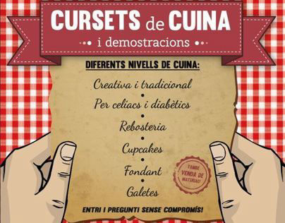 Cooking Course Advertising (2013)