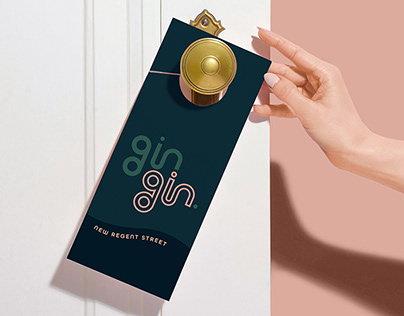 GINGIN | Visual Identity Design
