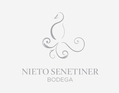 Logo Design Nieto Senetiner Wineyard   Museum   Winebar