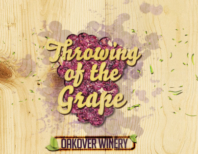 Throwing of the Grape 2014