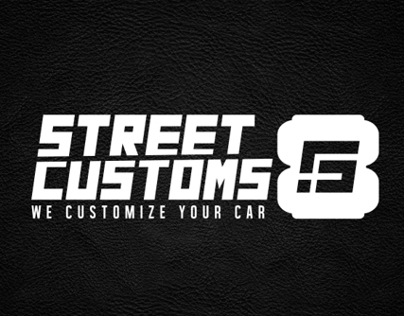Streetcustoms Brand design