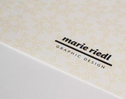 Marie Riedl Corporate Design