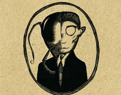 La Metamorfosi di Franz Kafka - tesi biennale (2013/14)
