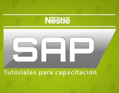Tutoriales Capacitación Sap (Nestlé)