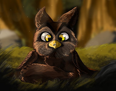 Griffon Owl