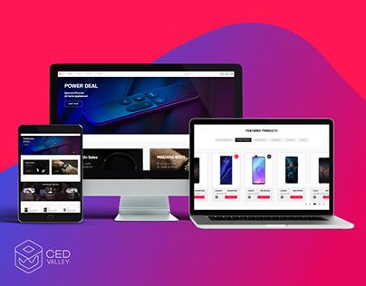 Premium Web Design #2