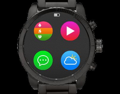 A Very elegant Smartwatch Concept