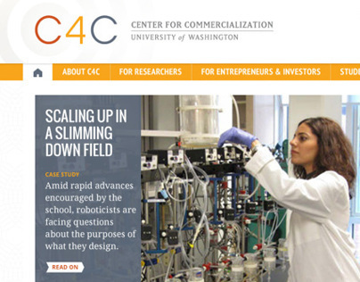 Center For Commercialization