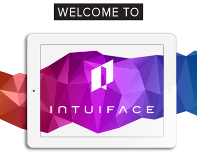 Demonstration of IntuiFace for iPad for IntuiLab