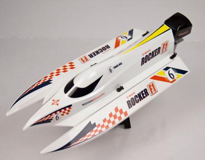 RC Boat Graphics