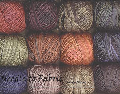 Needle to Fabric