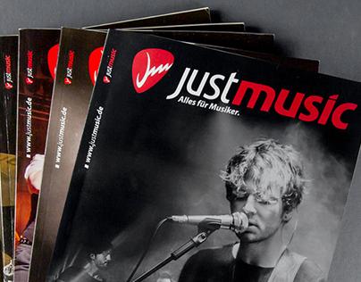 JUSTMUSIC GmbH (Katalogproduktion)