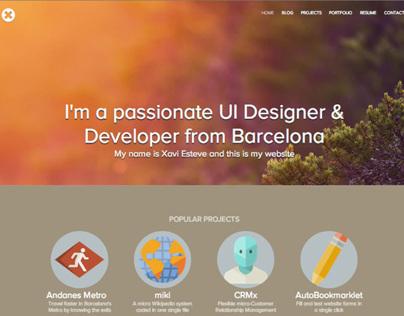 January 2014 Wordpress theme