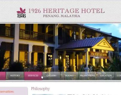 Redesign Existing Website