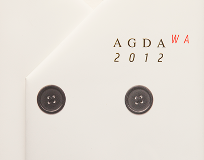 AGDA WA 2012 Welcome Mail-Out