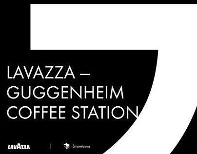 Lavazza Guggenheim Coffee Station