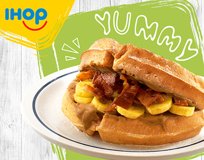 iHOP All Day Breakfast and Lunch & Dinner