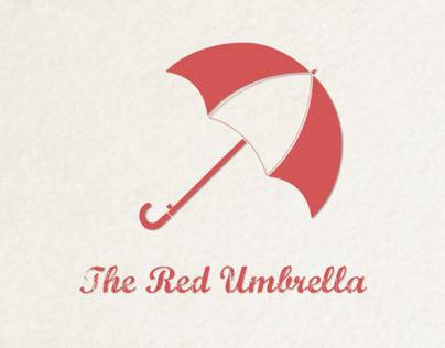 App Interface Design - The Red Umbrella