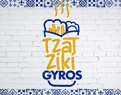 TzatZiki Gyros