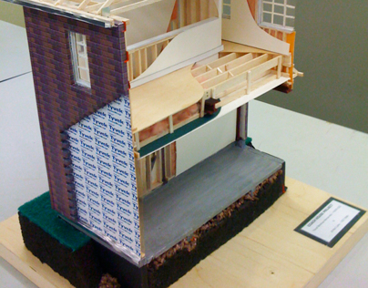 COACH HOUSE - SCALE MODEL
