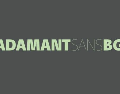 Adamant Sans BG