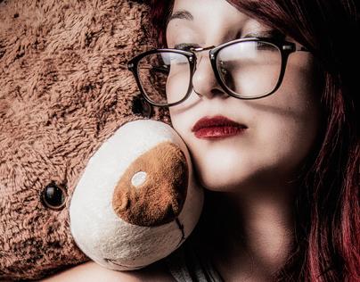 Mel & Teddy Bear