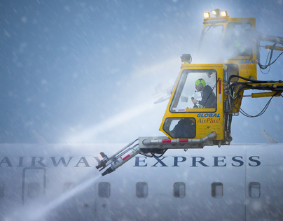 Charlie Pad / Integrated Deicing
